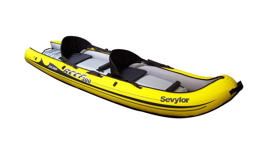 Sevylor Reef 300 Båd gul/sort